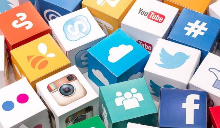 El tiempo de uso de redes sociales cayó un 1,9% en 2018 en EE.UU.