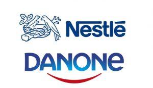 Danone y Nestlé se alzan como las marcas mejor valoradas por los españoles