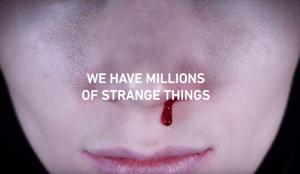 Shutterstock lanza un tráiler alternativo para Stranger Things con imágenes de archivo