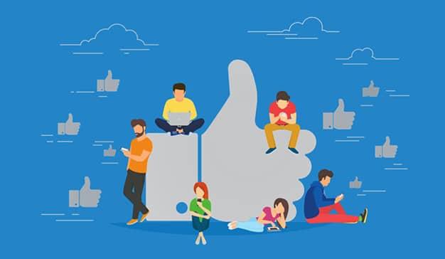Resultado de imagen para confianza redes sociales