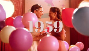 SodaStream imagina un siglo XX de amor libre para visibilizar a la comunidad LGBTQ+