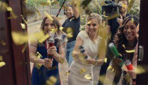 Las Spice Girls regresan al ruedo publicitario con este