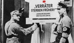 Esta campaña resucita el Tercer Reich para denunciar el odio que campa a sus anchas por la red