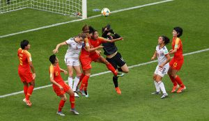 La Copa Mundial Femenina de la FIFA arrasa en Twitter