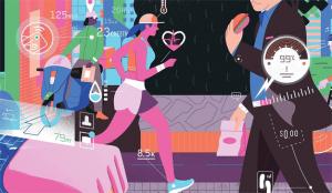 Wearables: el boom de la tecnología que se lleva a flor de piel