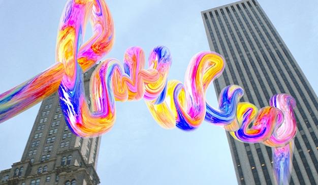 Apple organiza rutas de arte con realidad aumentada en varias ciudades del mundo