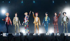 La banda surcoreana BTS tendrá su propia colección de muñecos Mattel