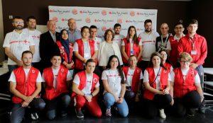 Burger King España y Cruz Roja Juventud colaboran en la formación de voluntarios contra el fuego