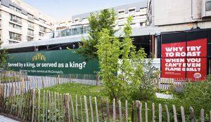 Burger King advierte a McDonald's de que