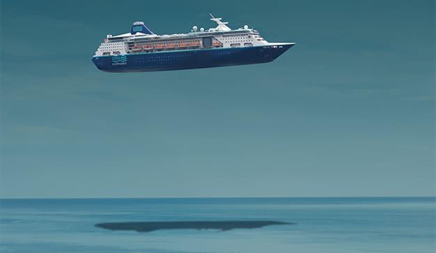 Cruceros que vuelan