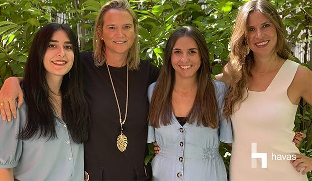 Havas Madrid incorpora a tres nuevas profesionales a su agencia