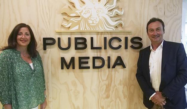 Rebeca Benarroch y Fernando Rodríguez