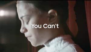 Samsung vuelve a lanzar una conmovedora campaña con motivo de su plataforma #DoWhatYouCan't