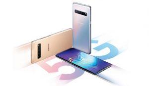 El Samsung Galaxy S10 5G llega a España