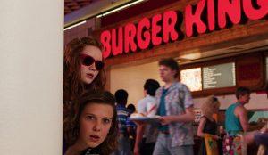Ni Burger King ni Coca-Cola han pagado un dólar a Netflix por aparecer en Stranger Things