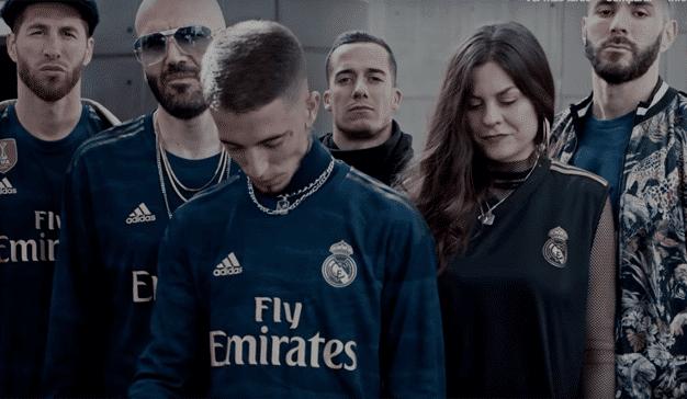 Con qué frecuencia Psiquiatría recuperar  adidas y Real Madrid lanzan la segunda equipación 2019/20 a ritmo de esta  pegadiza canción | Marketing Directo