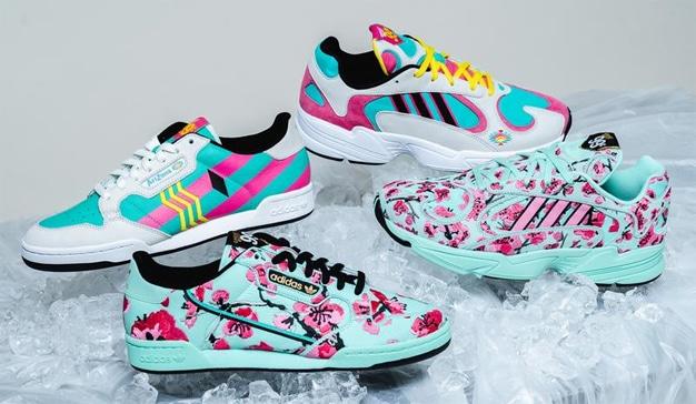 Adidas desata el caos en Nueva York con unas baratísimas zapatillas de 99 centavos