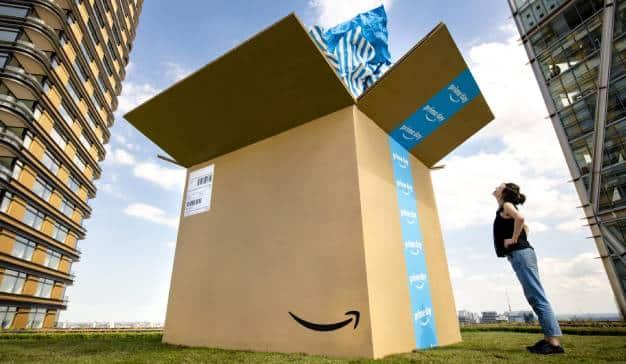 El Prime Day de Amazon vuelve a batir récords: más ventas que en el Black Friday y el Cyber Monday juntos