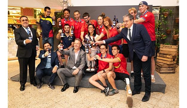 Ambar, patrocinador oficial del equipo paralímpico español