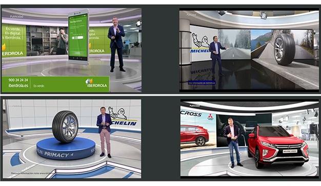 Motion Control, la apuesta de Atresmedia Publicidad por la realidad aumentada en TV
