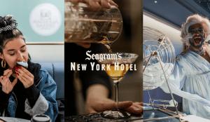 Seagram's New York Hotel, un caso de éxito en branded content