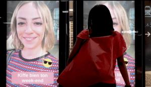 Buzzman y Mediagares promocionan las virtudes publicitarias de las pantallas de las estaciones de tren