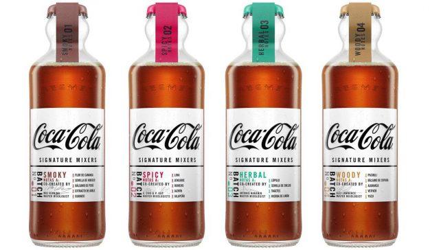 Coca-Cola Signature Mixers, cuatro variedades únicas para acercar al consumidor al mundo de la mixología y los cócteles