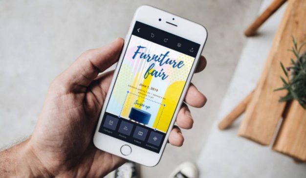 Crello lanza su aplicación para iOS con más de 20 000 plantillas para redes sociales, webs, blogs y anuncios
