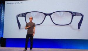 Facebook quiere leer la mente de los usuarios con sus gafas de realidad aumentada