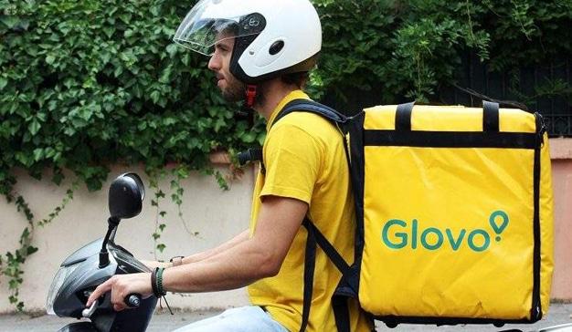 Deliveroo y Glovo