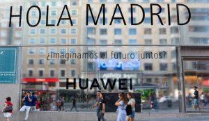 Un recorrido por la nueva tienda de Huawei en Madrid