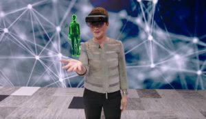 Microsoft crea hologramas de personas capaces de dar discursos en cualquier idioma con sus HoloLens