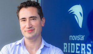 Carlos García Acevedo se incorpora a Movistar Riders