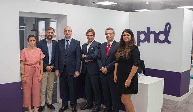 PHD y la Universidad CEU San Pablo firman un acuerdo de colaboración