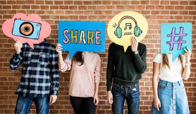 Más de 3.500 millones de personas en el mundo son usuarias de redes sociales