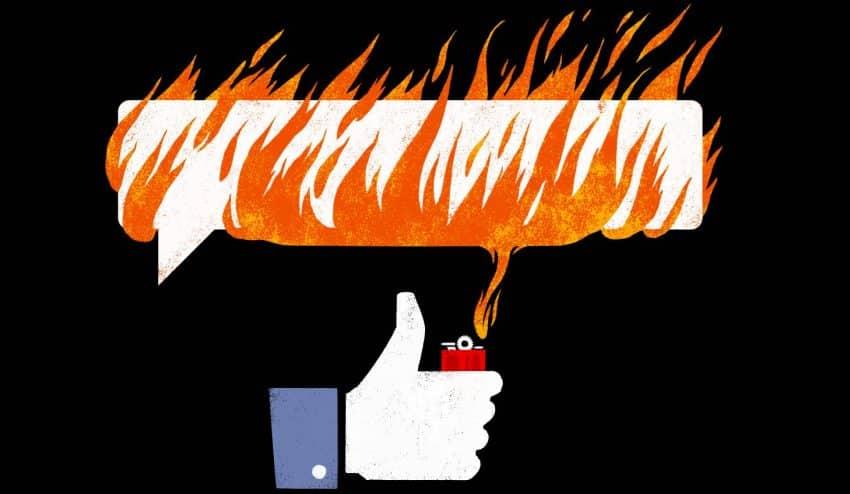 Francia sancionará con más de un millón de euros a las redes sociales que no eliminen el contenido de odio en 24 horas