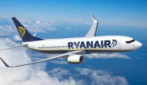 Ryanair consolida su liderazgo en España con 20,57 millones de pasajeros en la primera mitad de 2019