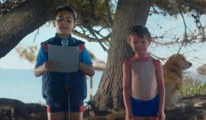 Esta campaña conciencia, a través del humor, de la importancia de proteger a los niños del sol