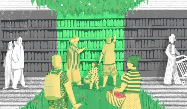 El ardiente romance del consumidor con la sostenibilidad vacía los bolsillos de las marcas
