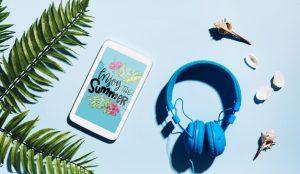 La playa digital, tecnologías punteras para disfrutar del verano sin preocupaciones