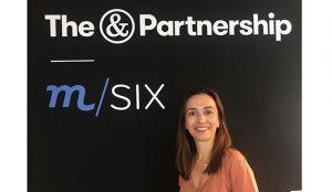 María Álvarez, nueva Managing Director en The&Partnership