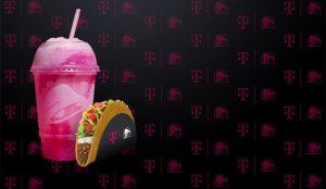 Los tacos se ponen al teléfono en esta acción de co-branding de T-Mobile y Taco Bell