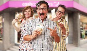 Cash Converters lanza su nueva campaña publicitaria en TV