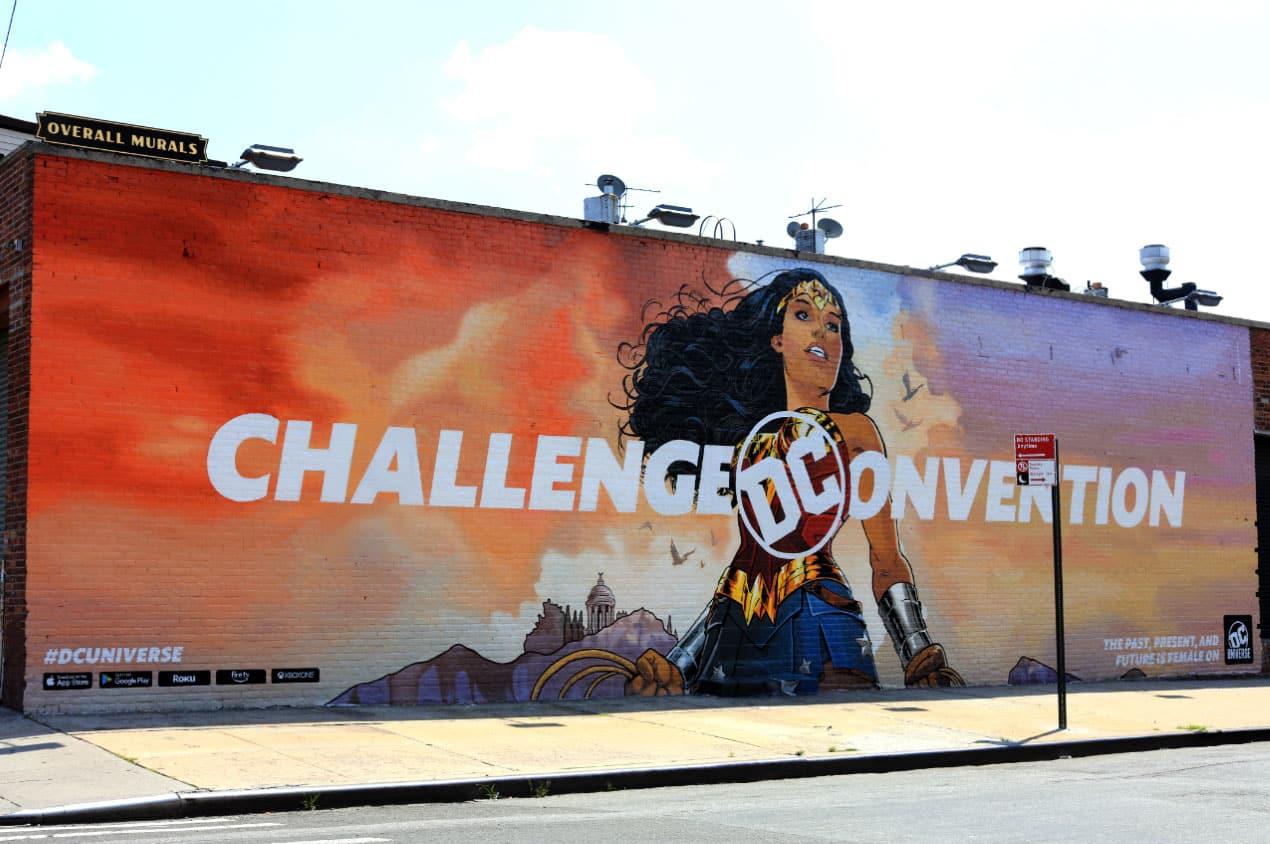 DC universe diversidad