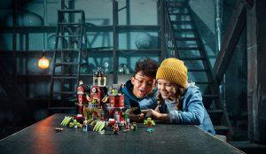 LEGO pone a la venta su primera gama de juguetes con realidad aumentada