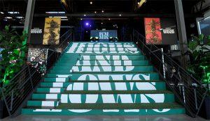 Marketing con aroma a porro: Hollywood acoge una exposición educativa sobre el cannabis