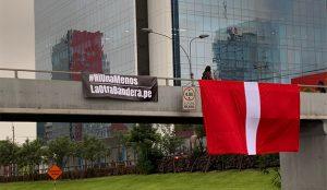#NiUnaMenos iza La Otra Bandera