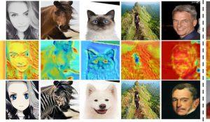 Crean una app que transforma rostros en personajes de anime y perros en gatos