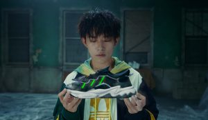 Adidas triunfa con un anuncio futurista para promocionar sus nuevas zapatillas en China