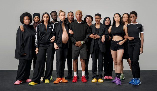 La colección de Adidas y Pharrell Williams rinde homenaje al empoderamiento de las mujeres